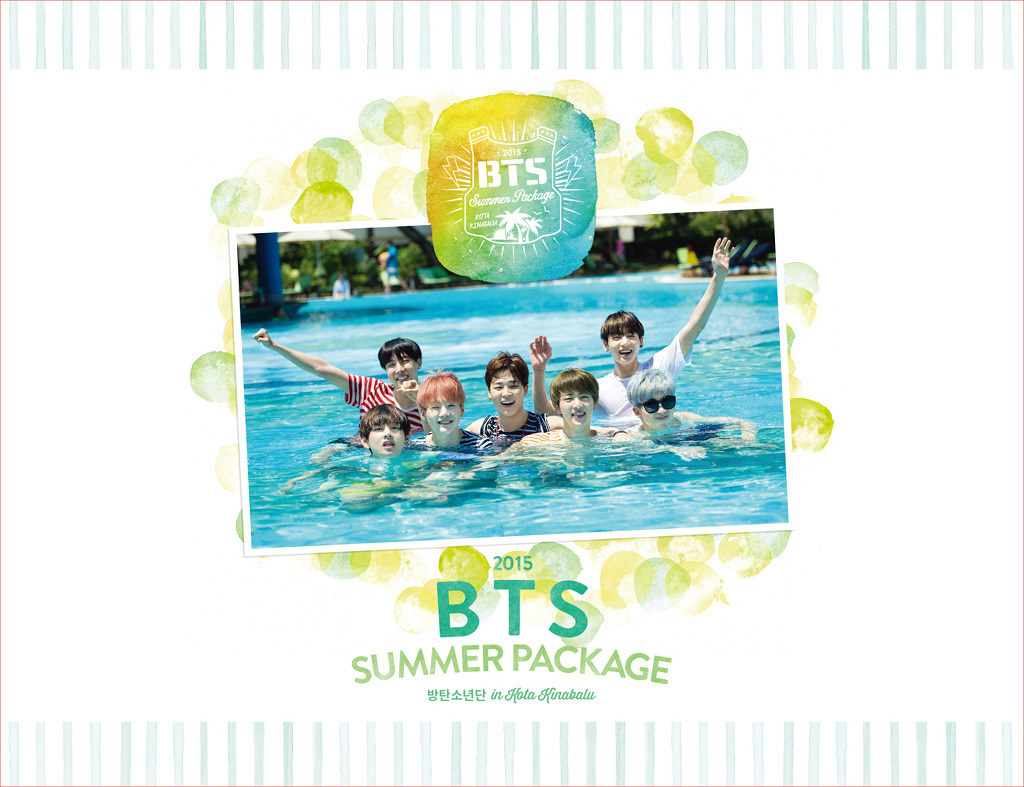 Awesome Bts Summer Package 2014 Qdeoks wallpapers to download for free greenvirals