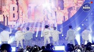 BANGTAN BOMB '작은 것들을 위한 시(Boy With Luv)' Stage CAM @2019 슈퍼콘서트 - BTS(방탄소년단)