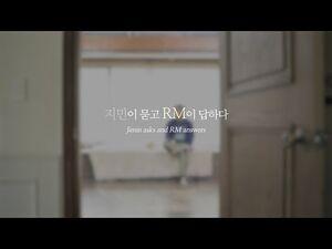 BTS (방탄소년단) RM's BE-hind 'Full' Story
