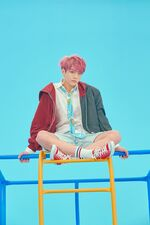 Jungkook Love Yourself Answer Concept Photo F Version