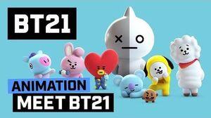 BT21 Meet BT21