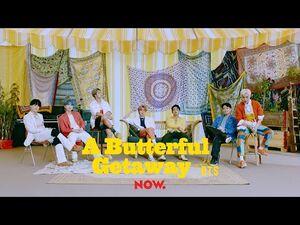 BTS (방탄소년단) 'Butter' @ A Butterful Getaway with BTS