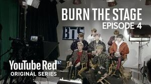 Ep4 It's on you and I BTS Burn the Stage
