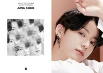 Jungkook MOTS ONE Concept Photo Route Ver. -Ego-