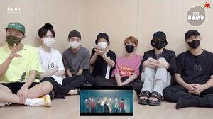 BANGTAN BOMB 'Dynamite' MV (B-Side) Reaction - BTS (방탄소년단)