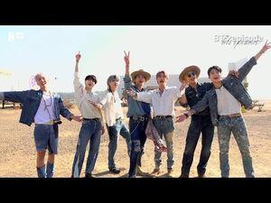 -EPISODE- BTS (방탄소년단) 'Permission to Dance' MV Shooting Sketch