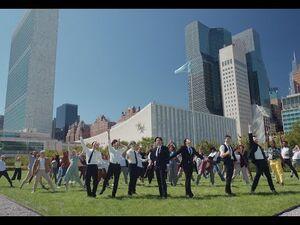BTS (방탄소년단) 'Permission to Dance' @ UNGA - SDG Moment 2021 (Extended ver