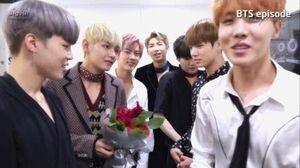 EPISODE BTS (방탄소년단) 'Blood Sweat & Tears' Win