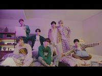 BTS (방탄소년단) 'Life Goes On' Official MV - on my pillow