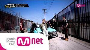 Mnet 방탄소년단의 아메리칸 허슬라이프 Ep.06 방탄소년단 '상남자' LA ver