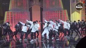 BANGTAN BOMB 'ON' Stage CAM (BTS focus) @ 200305 M COUNTDOWN - BTS (방탄소년단)