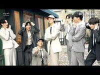 -EPISODE- BTS (방탄소년단) 'BE' Jacket Shooting Sketch
