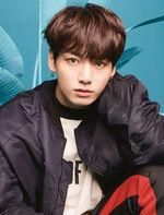 Jungkook Face Yourself