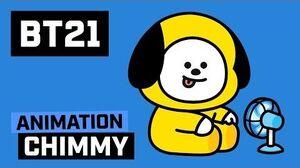 BT21 CHIMMY~!