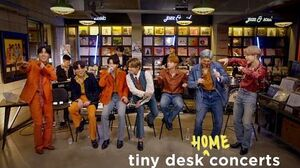 BTS Tiny Desk (Home) Concert