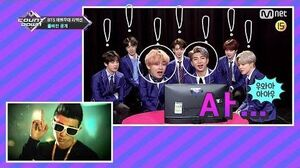 Full Ver BTS Debut Stage Reaction KPOP TV Show M COUNTDOWN 190103 EP