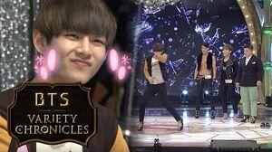 V's High Heel Dance! BTS Variety Chronicles