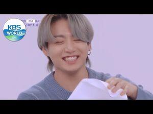 Jungkook always copies Jimin (Let's BTS!) l ENG l KBS WORLD TV 210330