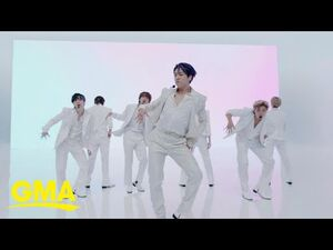BTS performs 'Butter' l GMA