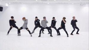 CHOREOGRAPHY BTS (방탄소년단) '피 땀 눈물 (Blood Sweat & Tears)' Dance Practice