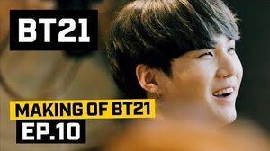BT21 Making of BT21 - EP