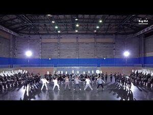 -CHOREOGRAPHY- BTS (방탄소년단) 2020 MAMA 'ON' Dance Practice