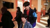 BANGTAN BOMB Jin & j-hope Massage Time?! - BTS (방탄소년단)