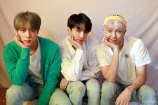 Jungkook, Jin and RM Map of the Soul Persona Shoot (3)