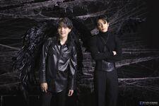 Suga and Jungkook Map of the Soul 7 Shoot (1)