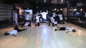 방탄소년단 Concept Trailer dance practice