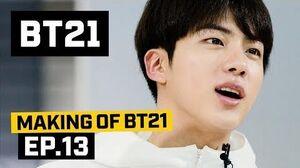 BT21 Making of BT21- EP