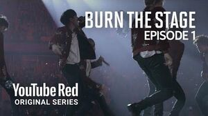 I'd do it all BTS Burn the Stage Ep1