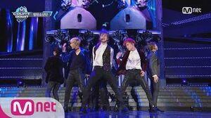 BTS - Blood Sweat & Tears KPOP TV Show M COUNTDOWN 161027 EP