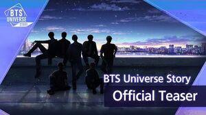 BTS Universe Story Official Teaser