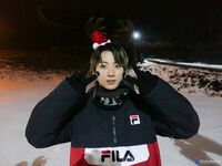 Jungkook Happy Holidays 2019