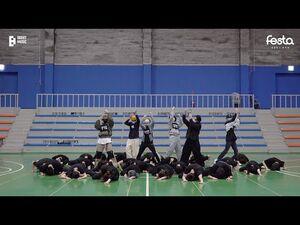 -CHOREOGRAPHY- BTS (방탄소년단) 2020 MMA 'Black Swan' Intro Performance Dance Practice -2021BTSFESTA