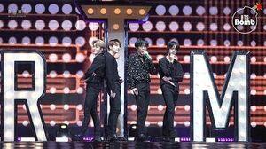 BANGTAN BOMB '보조개' Special Stage (Vocal line focus) @ 2020 GDA - BTS (방탄소년단)
