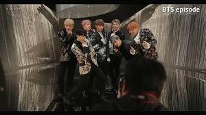 EPISODE BTS (방탄소년단) '피 땀 눈물' MV Shooting Sketch