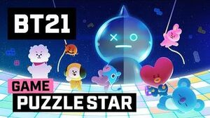 BT21 PUZZLE STAR BT21 is here!