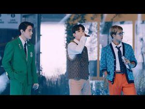 BTS (방탄소년단) 'Dynamite' @ BBC Radio 1 Live Lounge