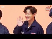 -BANGTAN BOMB- 'Permission to Dance' Stage CAM (V focus) @ P. to