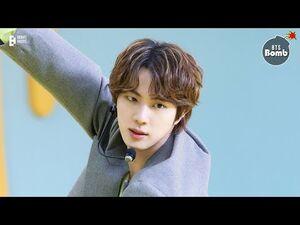 -BANGTAN BOMB- 'Butter' Stage CAM (Jin focus) @ SiriusXM - BTS (방탄소년단)