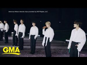 BTS performs 'Dynamite' on 'GMA3'