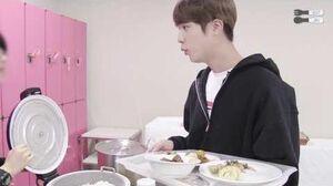 161227 밥 먹는 김석진