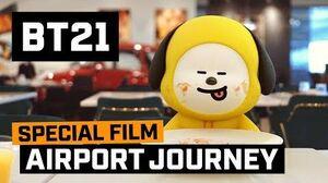 BT21 BT21's Airport Journey - CHIMMY