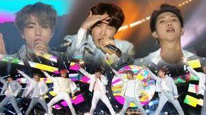 BTS(방탄소년단) - IDOL @SUPER CONCERT 20190505