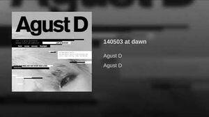 140503 at dawn
