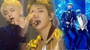 《Comeback Special》 BTS (방탄소년단) - Blood Sweat & Tears (피 땀 눈물) @인기가요 Inkigayo 20161016