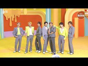 -BANGTAN BOMB- 'Butter' Stage CAM (BTS focus) @ SiriusXM - BTS (방탄소년단)