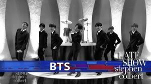 BTS Performs 'Boy With Luv'